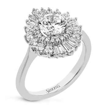 SUPERNOVA ENGAGEMENT RING MR4090