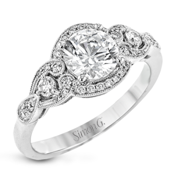 SG ENGAGEMENT RING TR665