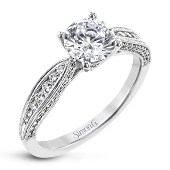 SIDE HUSTLE ENGAGEMENT RING TR784